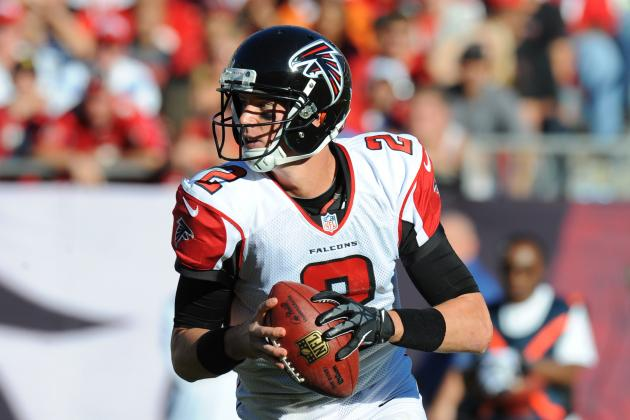 5 Ways the Falcons Can Hold out Against the Resurgent Saints