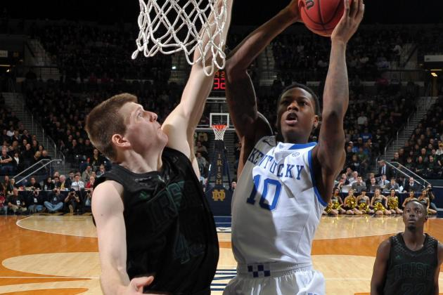 10 Things We Learned from Kentucky's Upset Loss at Notre Dame