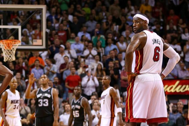San Antonio Spurs vs. Miami Heat: Postgame Grades and Analysis