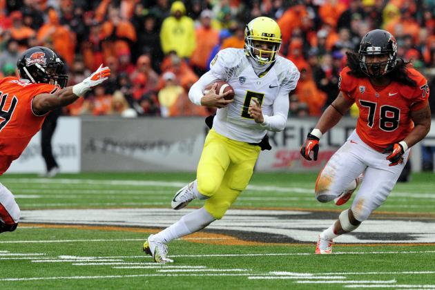 Oregon Football: Top 9 Performances of the 2012 Regular Season