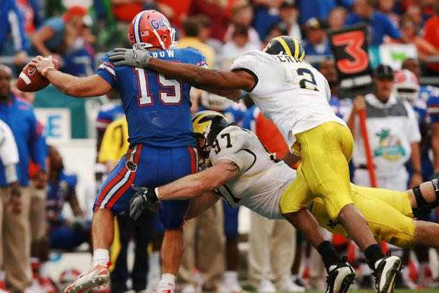 Michigan Football:  Power Ranking Wolverines Bowl Possibilities