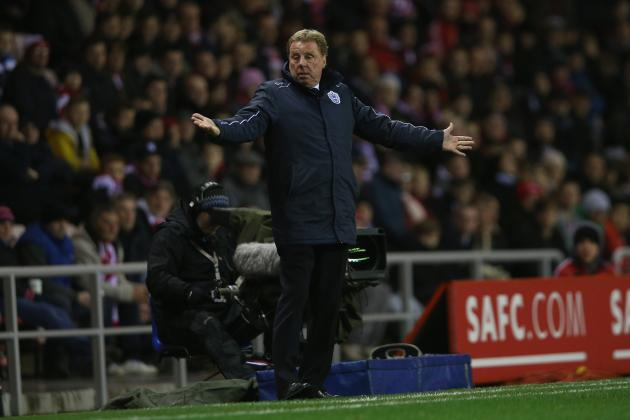 Queens Park Rangers: Predicting Harry Redknapp's Formation vs. Aston Villa