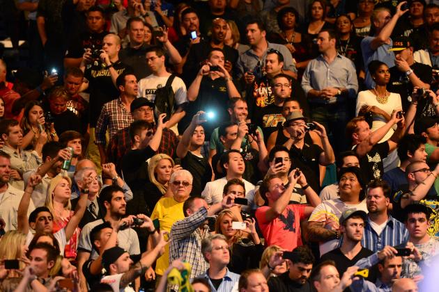 Riots, Racists and More: The Worst of MMA Fandom