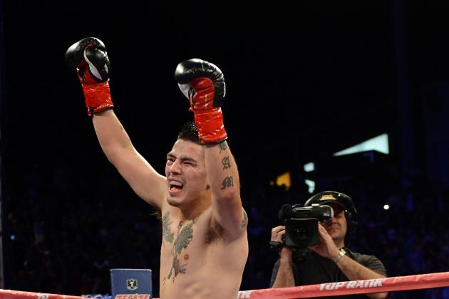 Brandon Rios Has Opened Rivers of Opportunity at 140