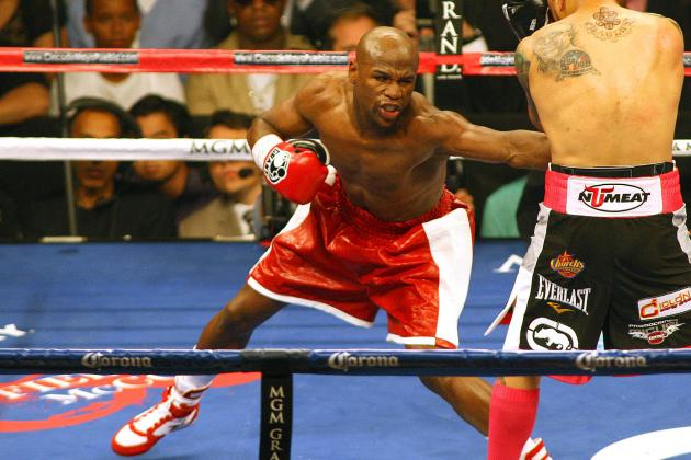 Floyd Mayweather: Ranking Opponents We Most Want Him to Face in 2013