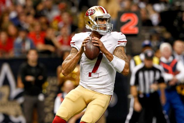 Colin Kaepernick and the NFL's Next Great Superstars