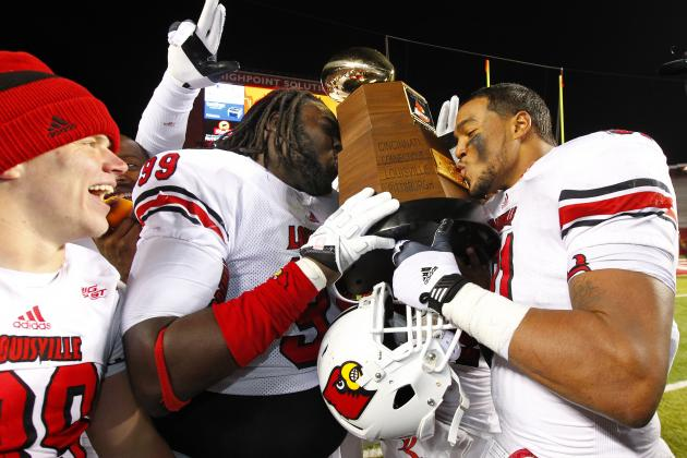 Louisville Cardinal Football Complete 2012 Regular Season Review