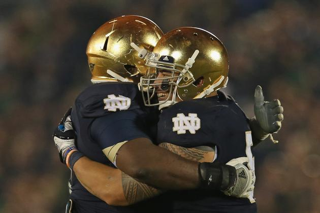 Notre Dame Football: Last 5 Major Postseason Showdowns of the Fighting Irish