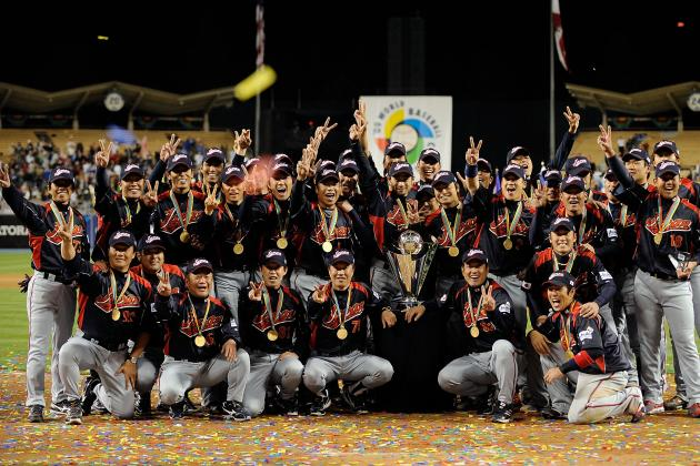 WBC 2013: Power Ranking Baseball's Top 5 National Teams