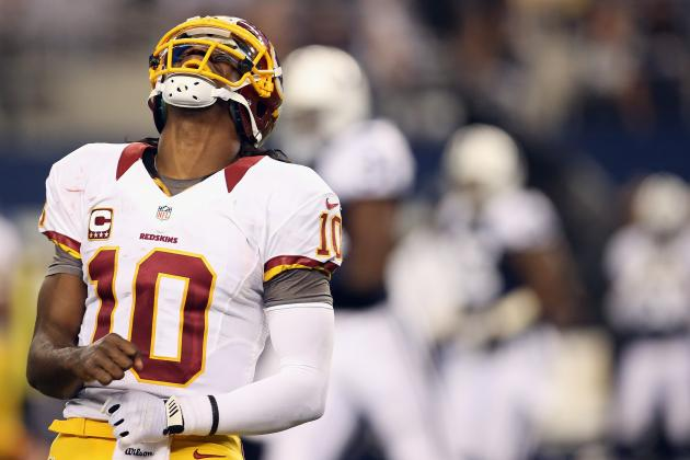 Washington Redskins Playoff Hopes: Ranking the Biggest Threats for the Wild Card