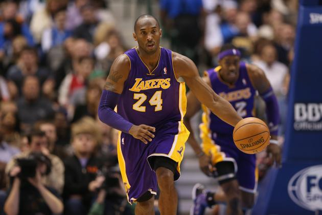 Kobe Bryant Hits 30K Points Club: How Does Black Mamba Compare to Other Members?
