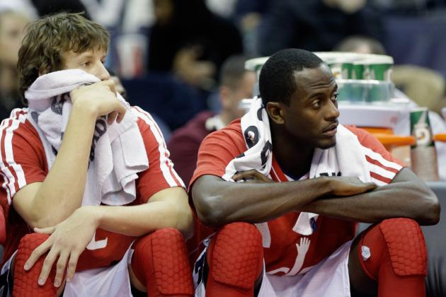 5 Solutions for Fixing the Washington Wizards' Problems