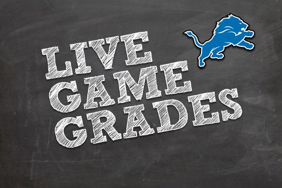 Colts vs. Lions: Final Report Card, Player Grades for Detroit