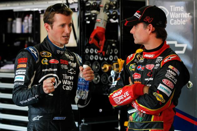 Easiest Drivers to Root for in NASCAR Sprint Cup Series