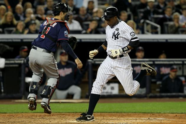 MLB Trade Talk: Would a Joe Mauer for Curtis Granderson Trade Really Work?