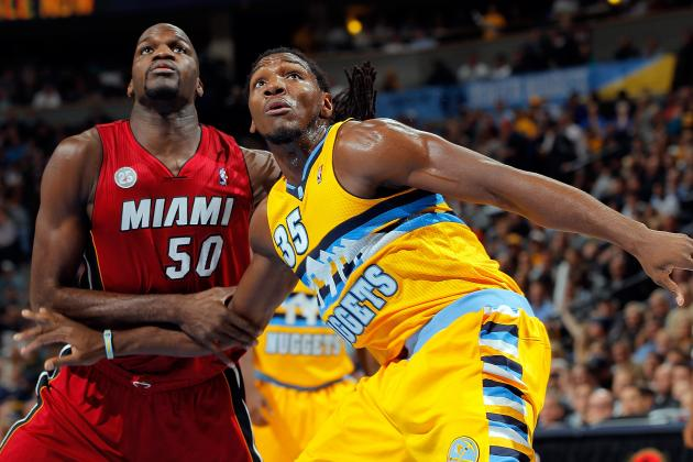 Ranking Kenneth Faried and NBA's Most Explosive Young Big Men