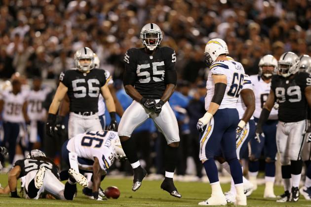 Oakland Raiders: Rolando McClain and the Biggest Draft Busts in Team History