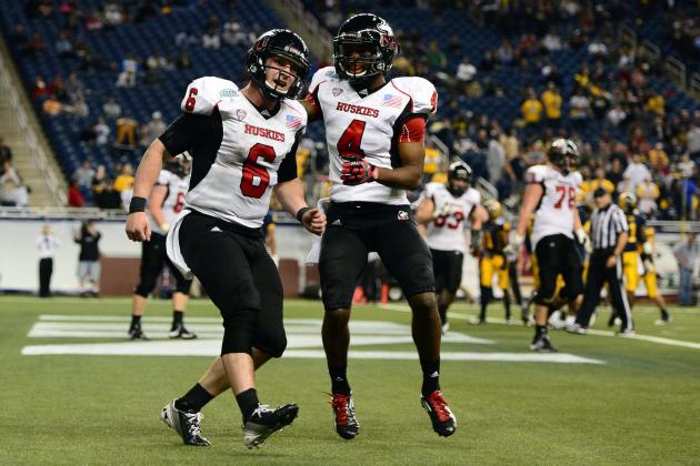 MAC Championship: 10 Things We Learned from NIU's Win vs. Kent State