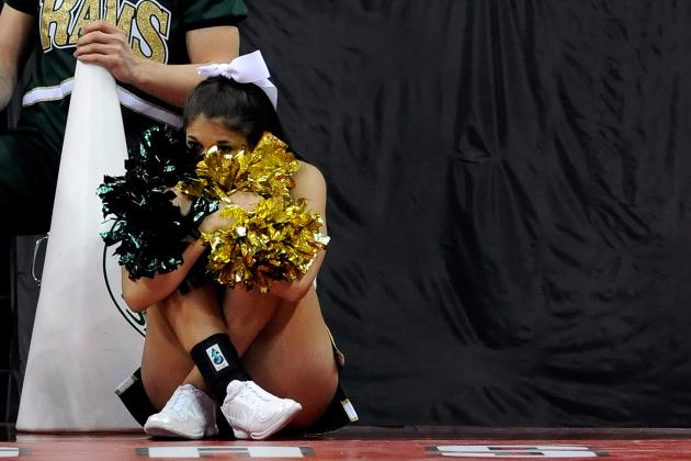 20 Hilarious Cheerleader Fails