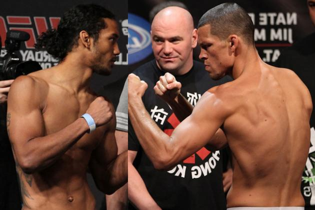 UFC on Fox 5: Five Key Facts About Ben Henderson vs. Nate Diaz