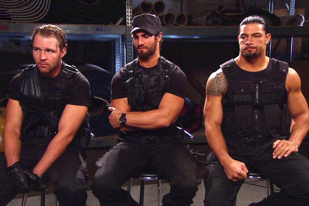 How The Shield Can Emulate the WWE's Greatest Factions