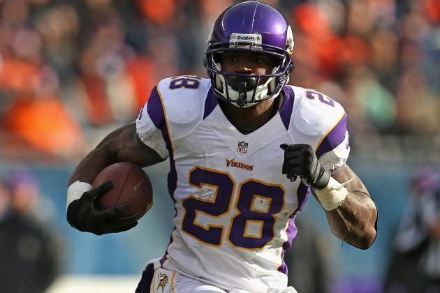 Fantasy Football Week 13: Top 40 Running Back Rankings