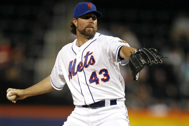 New York Mets: Options to Replace R.A. Dickey If He's Traded