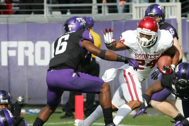 Oklahoma Football: 10 Things We Learned from Sooners' Win vs. TCU Horned Frogs