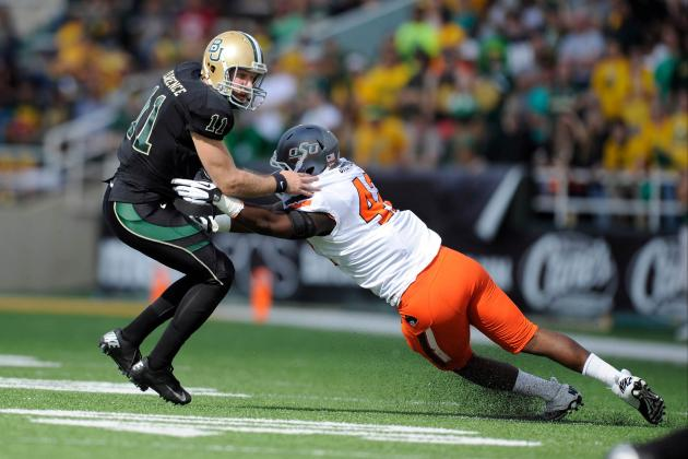 Oklahoma State at Baylor: 10 Things We Learned from Bears' Win vs. Cowboys