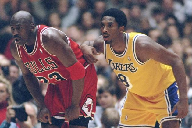 The Top 10 NBA Superstars Since Michael Jordan's Last Championship