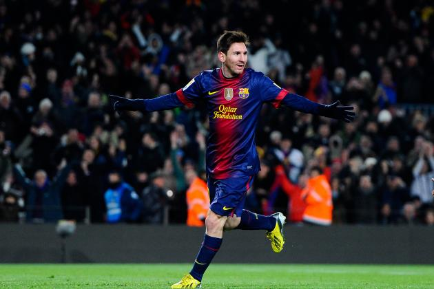 Messi Closes in on Immortality: 3 Observations from Barca's Win