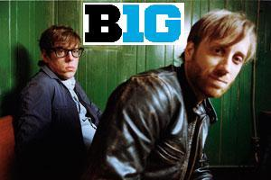 Big Ten Football Power Rankings Featuring the Black Keys