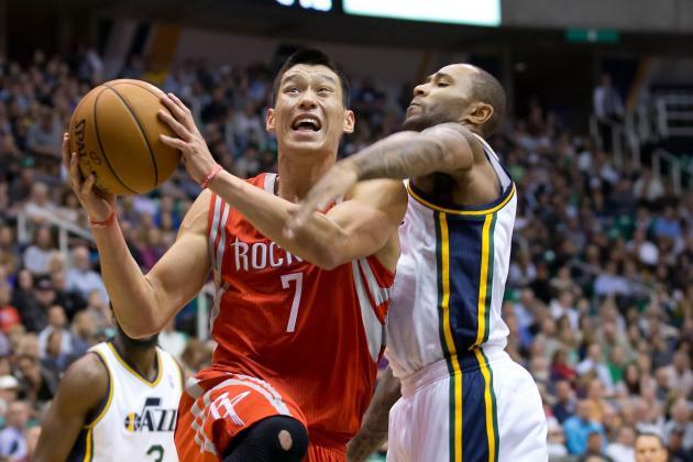 Utah Jazz vs. Houston Rockets: Postgame Grades and Analysis