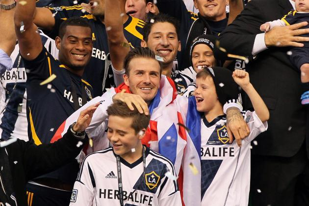MLS Cup 2012: 4 Thoughts from the Los Angeles Galaxy's Win