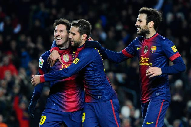 UEFA Champions League: 5 Reasons Barca Won't Be Stopped This Season