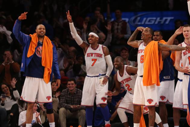 NY Knicks Stock Watch: Rising and Falling Players After the 1st Month