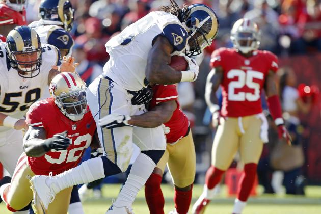 49ers vs Rams: Instant Grades, Analysis for St. Louis