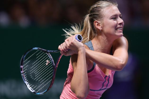 Maria Sharapova: 5 Reasons Why She's Overrated at No. 2 Ranking