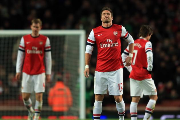 Arsenal: Players Who Must Step Up for the Crisis-Hit Gunners