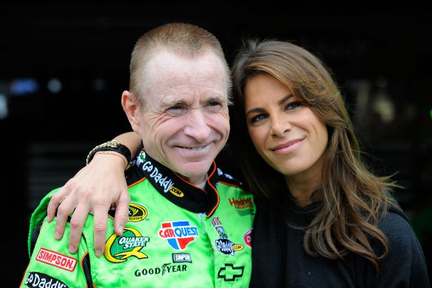 NASCAR's 5 Most Athletic and Fit Drivers