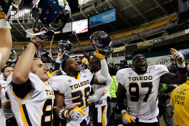 Famous Idaho Potato Bowl 2012: Toledo vs. Utah St. TV Info, Predictions and More