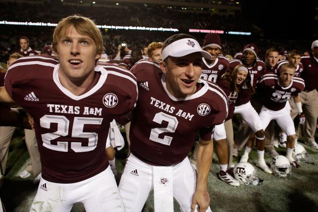 Texas A&M Football: 5 Reasons Johnny Manziel Deserves Heisman over Manti Te'o