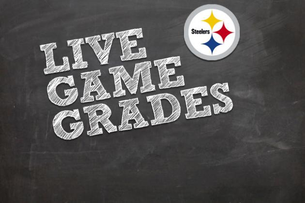 Steelers vs. Baltimore Ravens: Instant Grades, Analysis for Pittsburgh
