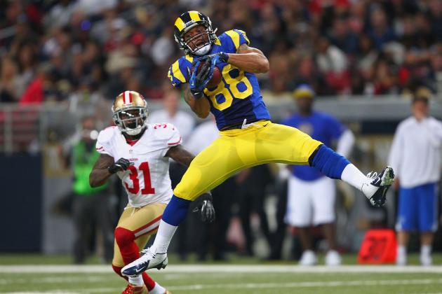 Rams vs. 49ers: St. Louis' Biggest Winners and Losers from Week 13