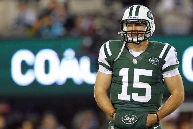 New York Jets Clearly Don't Want Tim Tebow, but These 5 2013 Suitors Should