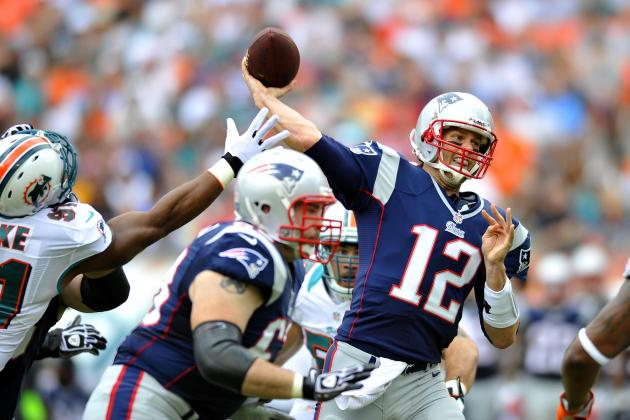 Patriots vs. Dolphins: New England's Biggest Winners and Losers from Week 13