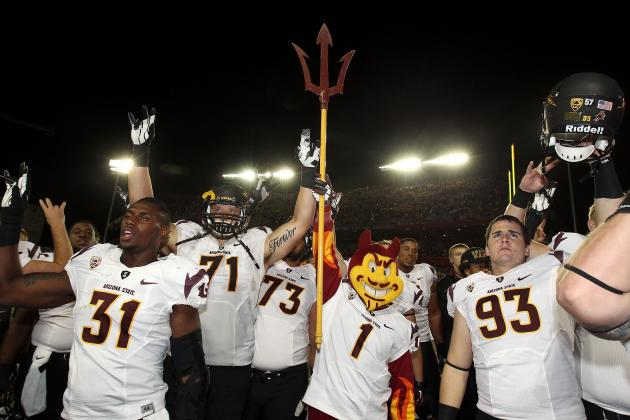 Kraft Fight Hunger Bowl 2012: Arizona State vs. Navy TV Info, Predictions & More