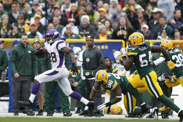 Vikings vs. Packers: Minnesota's Biggest Winners and Losers