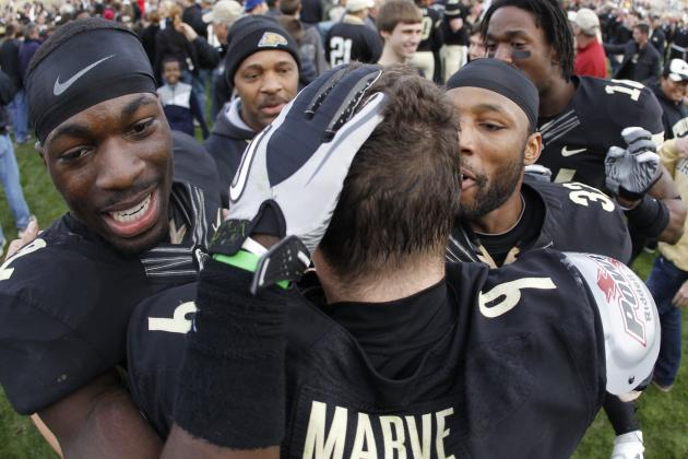 Heart of Dallas Bowl 2013: Purdue vs. Oklahoma St. TV Info, Predictions and More
