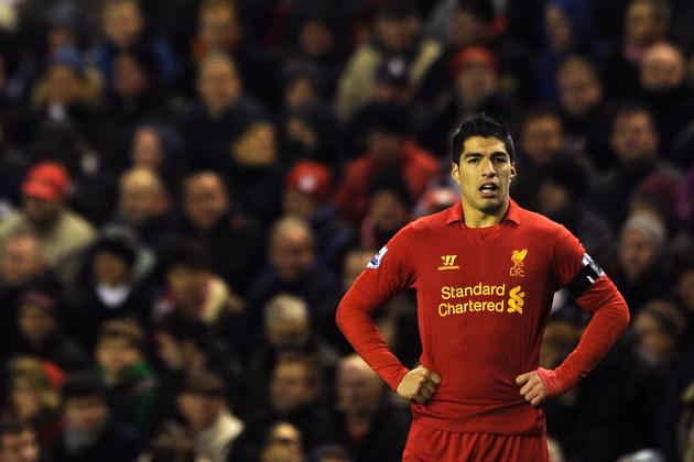 Luis Suarez: The 3 Biggest Faults with His Game